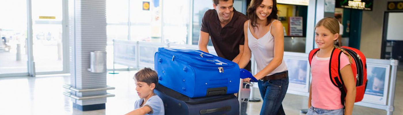 Disfrute sus vacaciones! Proteja su patrimonio!